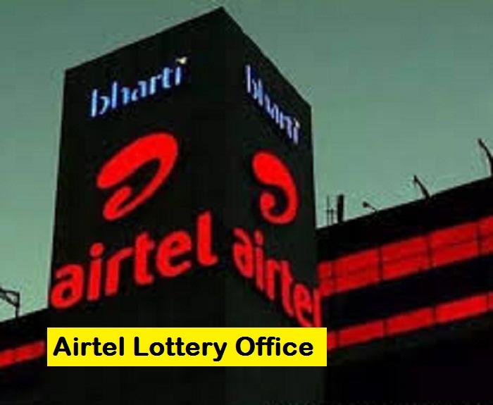 Airtel Lottery Winner 2020 Office