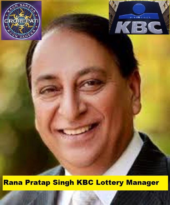Rana Pratap Singh Lottery Manager