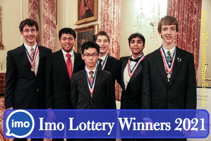 Imo Lottery Winner 2021